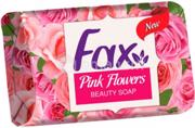 საპონი მყარი FAX Pink flowers 140 გრ