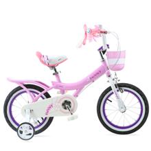 "Royalbaby Bunny Pink ველოსიპედი 12"""
