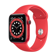 Apple Watch S6 44mm Red 2020 სმარტ საათი
