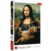 TREFL ფაზლი Mona Lisa