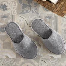 Manamo SOLID SLIPPER GREY ჩუსტი