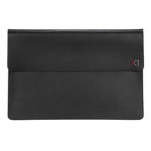 Lenovo ThinkPadX1Carbon/YogaLeatherSleeve ნოუთბუქის ჩანთა