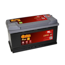 Centra აკუმულატორი Centra PLUS CB950 95 A/h DIN