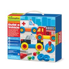 4M Thinking Kits-ავაწყოთ მანქანები