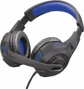 TRUST GXT 307B Ravu Gaming Headset - camo blue