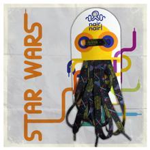 ნაირნაირი Star Wars-ის თასმა