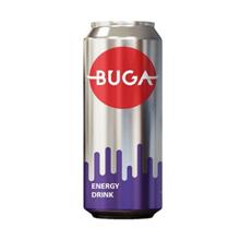 ბუღა ენერგეტიკული სასმელი 250 მლ