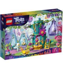 lego TROLLS მოდური სოფლის კონცერტი