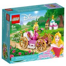 lego DISNEY PRINCESS აურორას სამეფო ვაგონი