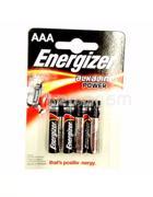Energizer ელემენტი Energizer 4 x AAA 1.5V