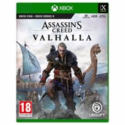 Microsoft XBOX ONE Assassin's Creed VALHALLA Series X/S ( RUS/ENG/ენა )