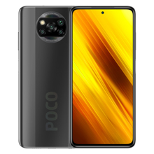 Xiaomi Poco X3 6/64GB Gray მობილური ტელეფონი
