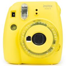 Fujifilm Instax Mini 9 Clear Yellow ფოტოაპარატი