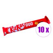 1 შეკვრა შოკოლადის ბატონი KitKat 58გრ 10ც