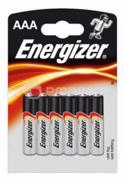 Energizer ელემენტი Energizer 6 x AAA 1.5V