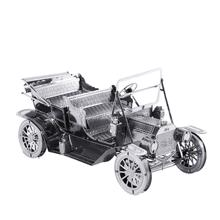 Metal Earth ასაწყობი კონსტრუქტორი Ford 1908 Model