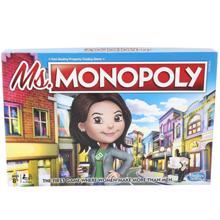HASBRO სამაგიდო თამაში Monopoly MS RUS