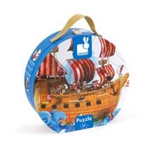 Janod Ship of pirates ფაზლი პირატები