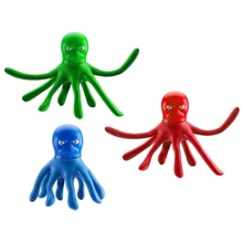 Stretch Armstrong Mini Stretch Octopus წელვადი სათამაშო ფიგურა