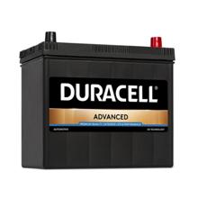 Duracell აკუმულატორი Advanced DA45 45 A/h JIS