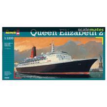 Revell Queen Elizabeth 2  ასაწყობი გემი