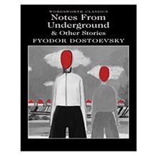 Bookmark Notes From Underground and other stories,  Dostoevsky. F.
