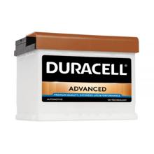 Duracell აკუმულატორი Advanced DA63H 63 A/h DIN