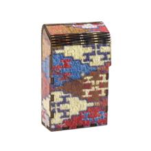 Tibox • ტიბოქს ხის ყუთი Khevsuruli
