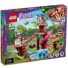 LEGO FRIENDS ჯუნგლების სამაშველო ბაზა