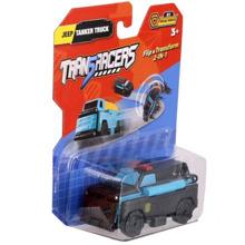 TransRacers სათამაშო პოლიციის მანქანა