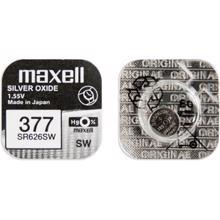 maxell საათის ელემენტი  SR626SW (377)