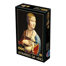პაზლი 1000 ნაწილიანი Leonardo da Vinci
