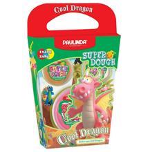 Paulinda Cool Dragon pink პლასტილინი