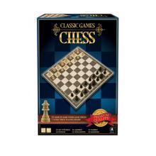 Merchant Ambassador Wood Chess- ჭადრაკი საჩუქრის ყუთში