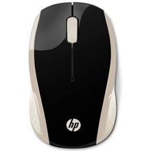 HP 200 Silk Gold Wireless Mouse მაუსი