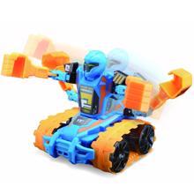 Maisto R/C Crash N Bash Robo Fighters დისტანციური მართვის მანქანა