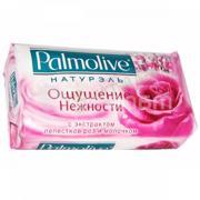 საპონი მყარი სინაზის შეგრძნება ვარდი და რძე  PALMOLIVE 90 გრ.