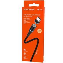 Borofone BU16 USB to Type-C 1.2M მობილურის კაბელი