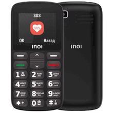 """Inoi 107B 2"""" Dual Sim Black მობილური ტელეფონი"""