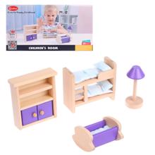 Baby Corner ონშაინი ხის სათამაშო საბავშვო ოთახი