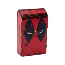 ხის ყუთი Deadpool