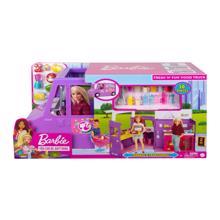 MATTEL Barbie სწრაფი კვების ფურგონი