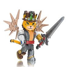 Jazwares Roblox Core Figures TigerCaptain W4 სათამაშო ფიგურა