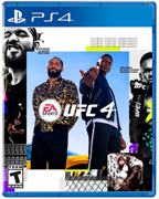 Sony PS4 UFC 4