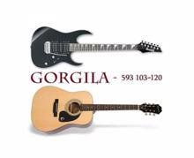 გიტარის შესწავლა / Gitaris Sheswavla