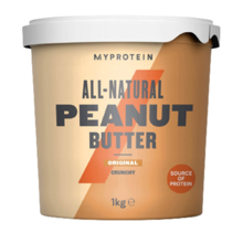 Peanut Butter Crunchy მიწის თხილის პასტა 1000 გრ