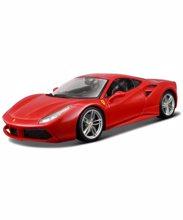 Bburago სათამაშო მანქანა Ferrari 488 GT 1/18