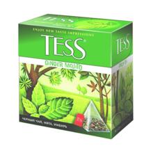 Tess მწვანე ჩაი Ginger Mojito 37.8 გრ