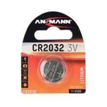 ANSMANN ელემენტი LiCC-3V CR2032-bl