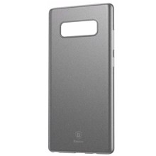 Baseus WISANOTE8-01 for Galaxy Note 8 Transparent/Black ქეისი